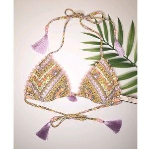 VS Swim - Teeny Triangle Bikini Top